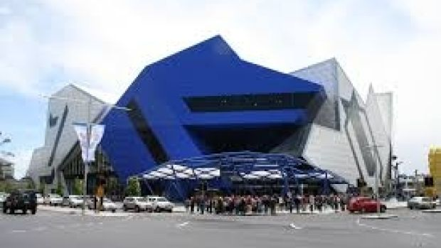 Perth Arena could soon wear a different moniker.