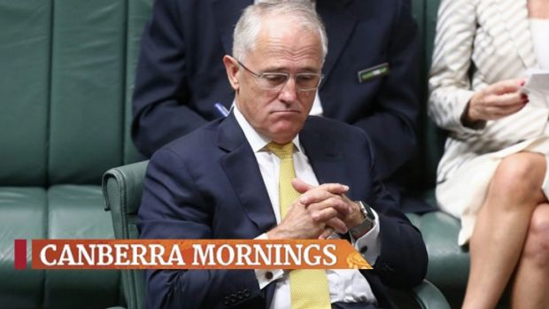 Prime Minister Malcolm Turnbull endured a rocky first sitting fortnight for the 2016 parliamentary year.