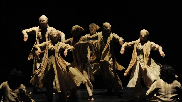 Aditi Mangaldas' <i>Within</i> was a virtuoso display of traditional Indian dance.