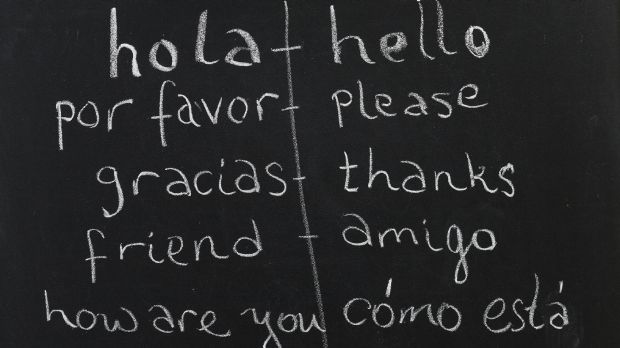 Bilingualism has been shown to aid brain health.