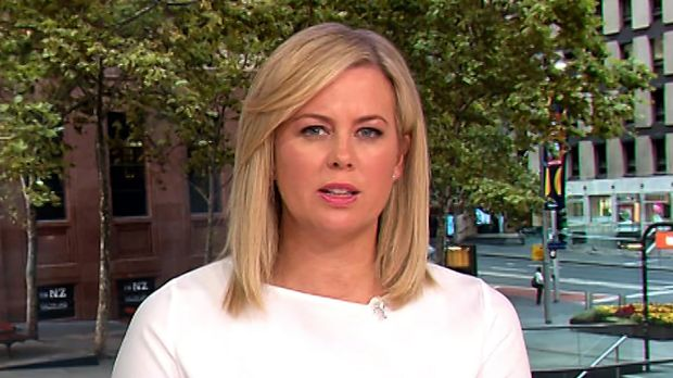 """Samantha Armytage has said Australia for UNHCR """"inflated"""" the Sex and the City skit situation by firing her from her ..."""