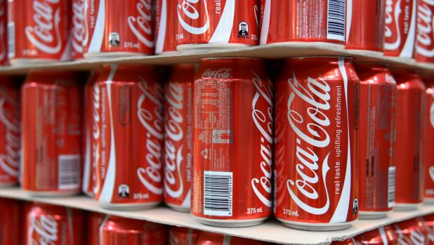 Coca-Cola Amatil says while sugar consumption has decreased by 26 per cent since 1997, obesity rates have risen.