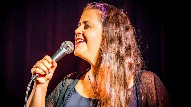 Michelle Nicolle, an Australian jazz singer ready to command a world stage