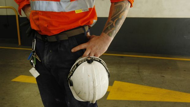 A Perth tradie was fined $16,000 for taking money for jobs he never did. (file photo)