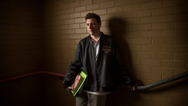 Hamish Swayn has had to deal with a number of suicides in his community including a family member. He's one of this ...