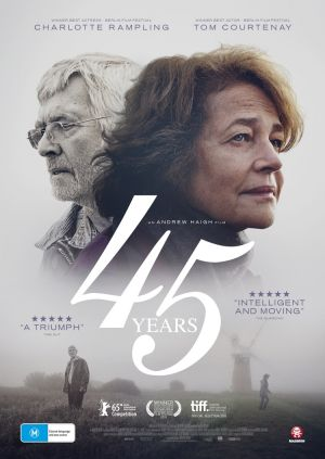 45 Years launches in cinemas February 18.