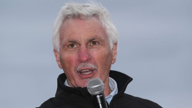 Mick Malthouse: 'History will show whether it be right or it be wrong.'