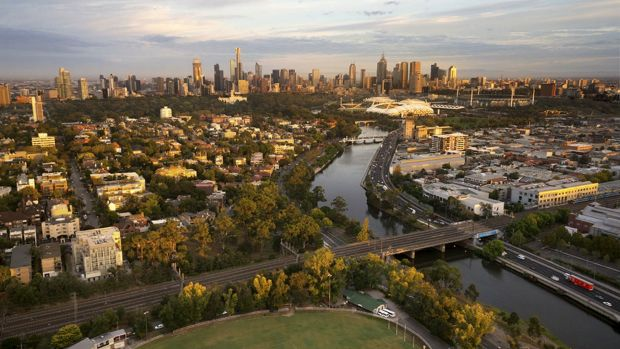 Melbourne's suburbs take on increased investor appeal as prices rise in the CBD.
