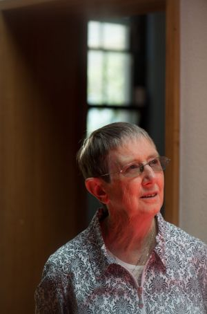 Political activisti Sister Brigid Arthur is a key player in the Churches Refugee Taskforce, which is co-ordinating the ...