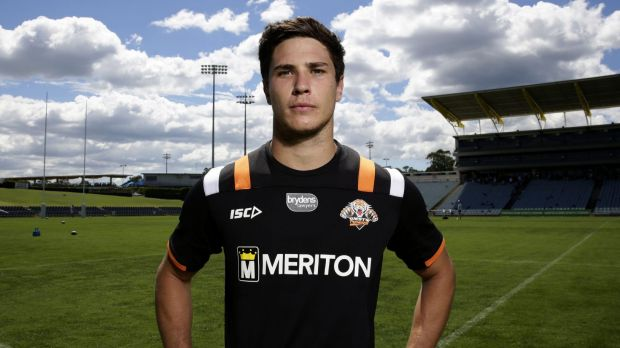 Under 20s not the way: Mitchell Moses believes the NSW Cup is a better path to the NRL.