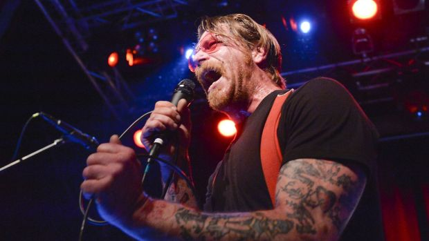 'There's been just such an outpouring of support for us ' ... singer Jesse Hughes of Eagles of Death Metal says the band ...