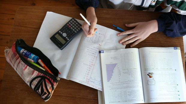 Australian parents spend an average of 4.4 hours a week helping their children academically, far less than parents in ...