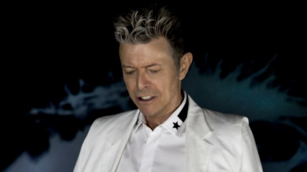 David Bowie managed to keep his illness secret. PHOTO: SONY MUSIC