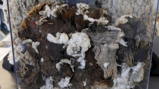 Wool waste is useful after all.