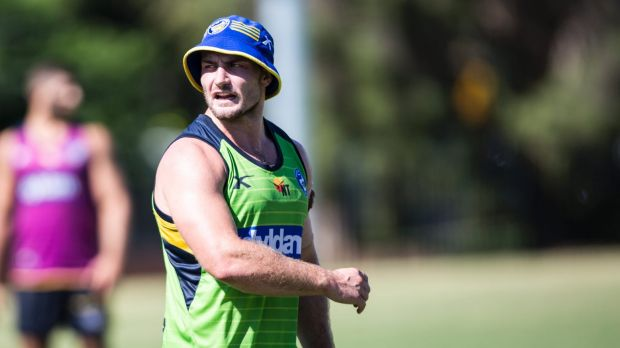 Kieran Foran will have his first hit-out as an Eel against the Broncos on Thursday.
