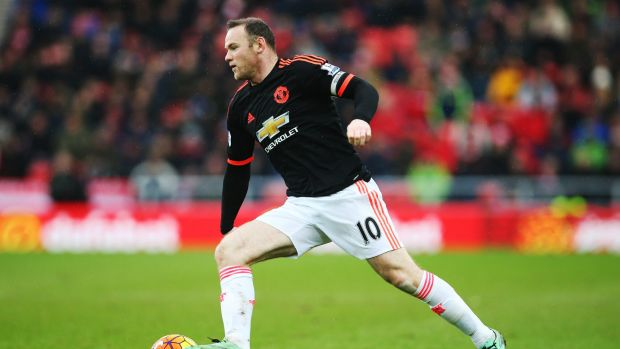 Massive blow: Wayne Rooney now faces a fitness race to be in shape for the Euros.