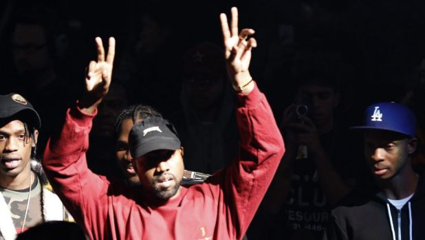 """Throne"" not thrown"": Another day, another Kanye West Twitter drama."