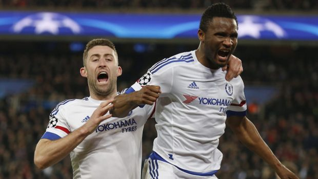 Defeat at PSG has left Chelsea in danger of going out of the Champions League in the last 16.