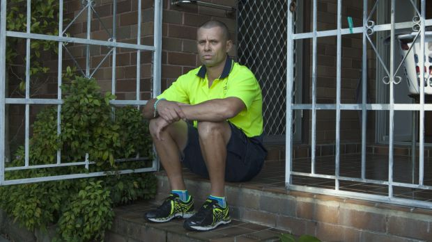Rob* stayed in prison for an extra month waiting for a bed at Glebe House.