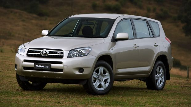 RAV4s made between 2004 and 2014 are affected by the recall.