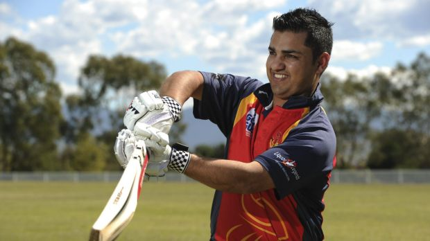 Amit Sharma grew up with some of India's finest cricketers, and is transferring that form to the ACT Premier Cricket ...