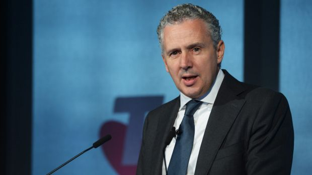 Details of a planned capital management program will be announced in August, Telstra boss Andy Penn says.