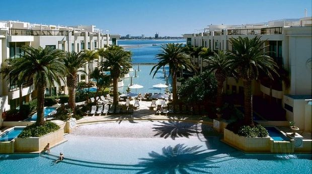 Palazzo Versace on the Gold Coast.