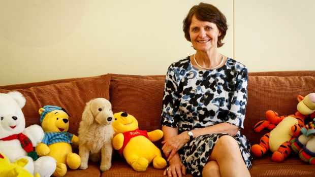 Prof Gillian Schofield is a world expert on helping foster parents form a bond with their foster children.