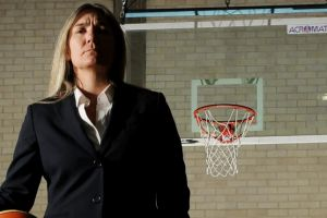 Carrie Graf will be the University of Canberra's director of sport.