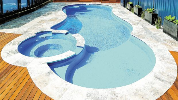 The curvy allure of Leisure Pools.