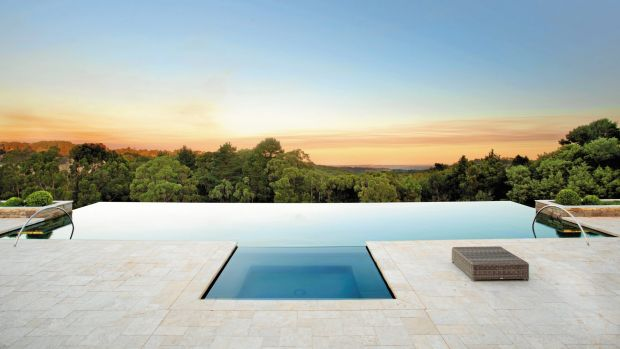 Dive in: Aloha Pools pool of the year in 2013.