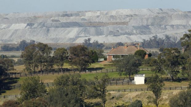"""Environmentalists are calling for the NSW government to include coal mining in its """"pay to pollute"""" scheme."""