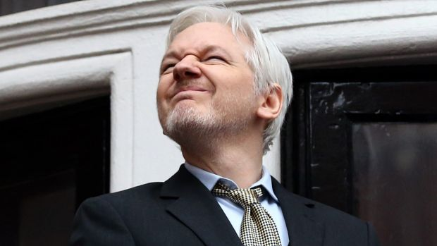"Julian Assange: ""The Australian government is notorious for its poor treatment of Australians overseas when they are in ..."