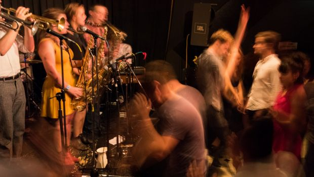 Calls to exempt live music from lockout laws: Venue 505 in Surry Hills.