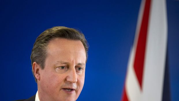 UK Prime Minister David Cameron has been under the spotlight after it was revealed an offshore account was set up by his ...