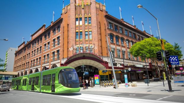 Labor's light rail proposal would cost $1.2 billion, according to candidate Rod Harding.