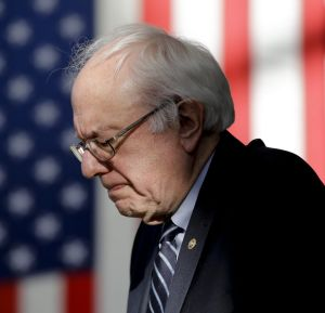 Bernie Sanders path to victory has become harder to see.