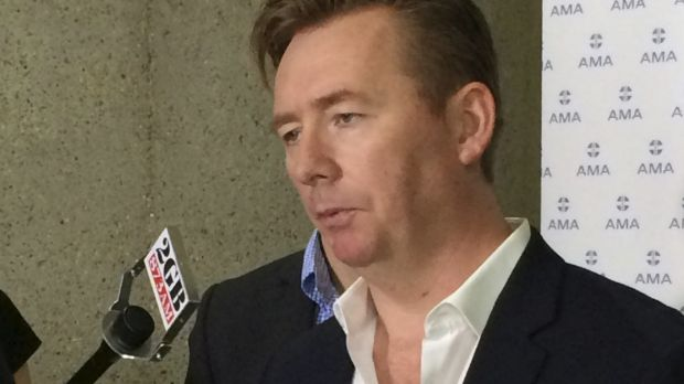 Brian Owler has hit out at the Department of Immigration over the intimidation of doctors who speak out on the health ...