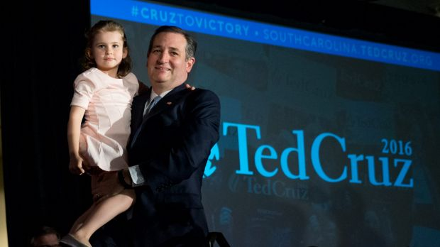 "Texas senator Ted Cruz has run a campaign against his own party's ""Washington cartel""."