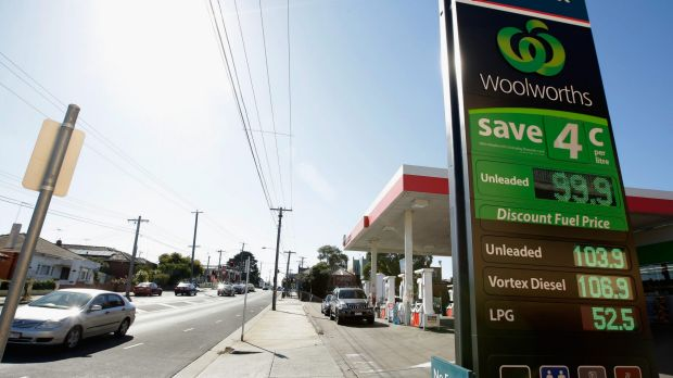 Discount display: Petrol below $1 a litre? Only if you have a docket.