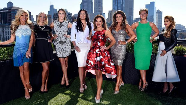 The Real Housewives of Melbourne are back on Foxtel on Sunday for a third season