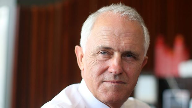 Prime Minister Malcolm Turnbull, whose son has sold the family's million-dollar debt in failed sports technology firm PlayUp.