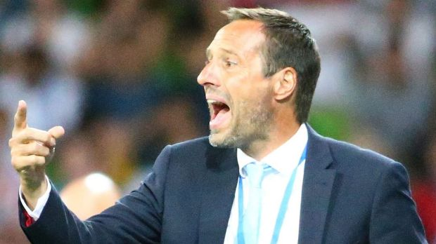 Right direction: Melbourne City coach John van 't Schip is happy with team's recent run of form.