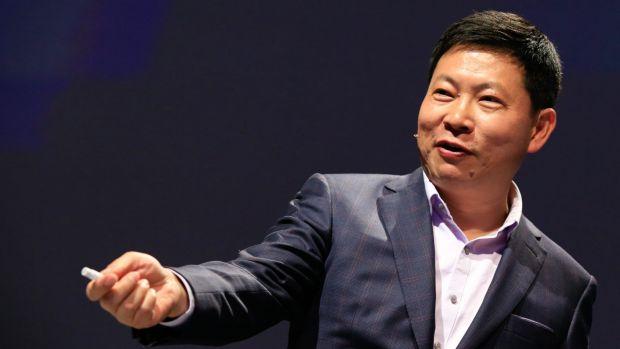 'We're not humble': Huawei CEO Richard Yu believes the Matebook is 'the best'.