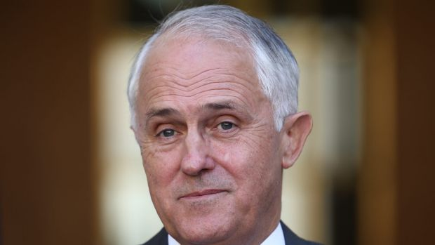 Prime Minister Malcolm Turnbull announced the proposed changes at a press conference on Monday.