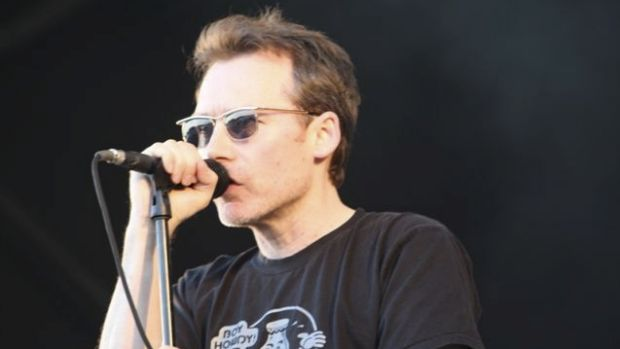 Headlining Spectrum Now's music festival, Jim Reid, singer of the Jesus and Mary Chain.