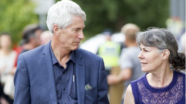 Anthony and Chrissie Foster, whose daughters Emma and Katie were abused by clergy, have long sought changes to the ...