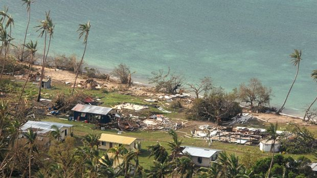 Fiji remained without electricity in the wake of a ferocious cyclone that left at least 17 people dead and destroyed ...