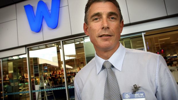 Walmart US CEO Greg Foran used to be a top Woolworths executive.