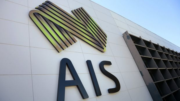 The AIS has fewer athletes living on site after shifting to the Winning Edge program.